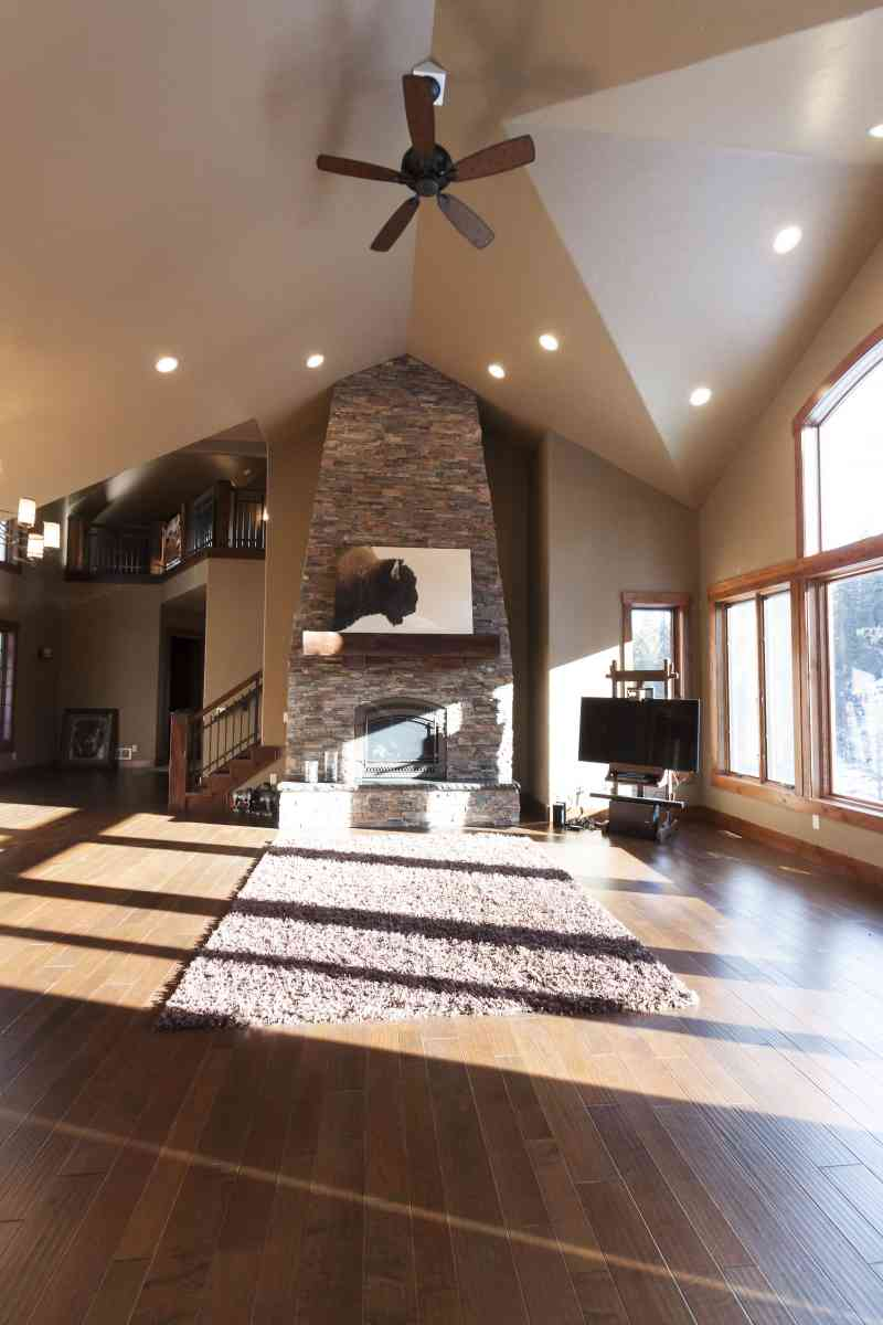 Absolutely stunning from floor to ceiling!